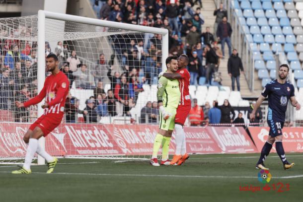 Foto: La Liga 1 2 3