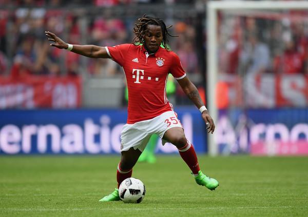 Renato Sanches, in azione con la maglia del Bayern. Fonte foto: Getty Images Europe.