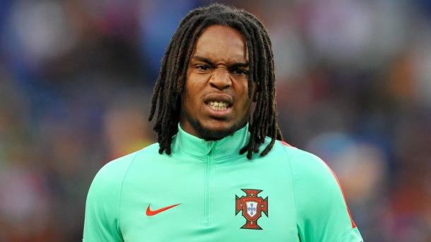 The wildcard, Renato Sanches | Photo: SkySports