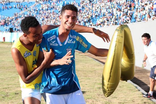 Renato foi um destaques do Avaí na campanha em 2016, assim como na atual (Foto: Jamira Furlani/Avaí FC)