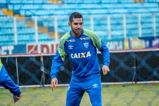Renato marcou 11 gols na Série B 2018 (Foto: André Palma Ribeiro/Avaí FC)