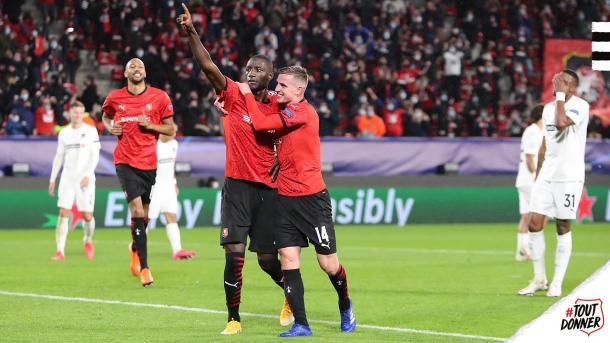 Es la primera participación del Rennes en Champions en toda su historia. Foto: staderennais.com