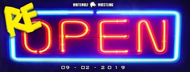 Cartel oficial del evento | Fuente: Triple W
