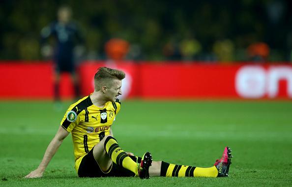 La carrera de Reus está lastrada por las lesiones. // Foto: Getty Images