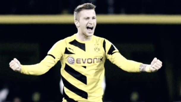 Reus, referente del Borussia Dortmund   Foto: uefa.com