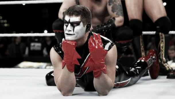It was time for Stardust to move on. Photo- DailyWrestingNews.com