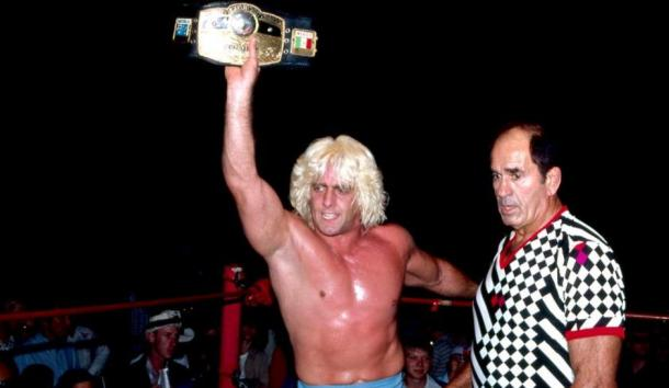 Ric Flair has fought many times over his historic career but may be entering his biggest yet (image: inquisitr)