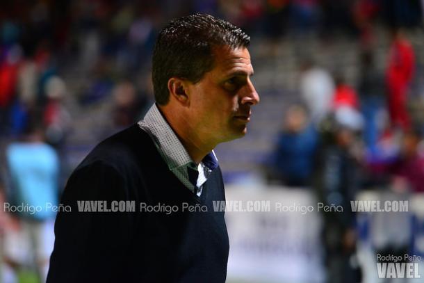 Valiño debutó contra Monterrey el semestre pasado