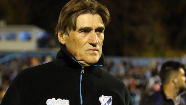 Ricardo Rezza el ex entrenador de Temperley que consiguió dos ascensos con la institución en un año.