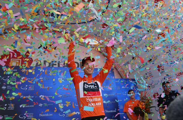 Richie Porte fue el vencedor en 2017   Foto: Tour Down Under