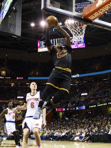 LeBron James uomo ovunque | Fonte: Rick Osentoski, USA Today