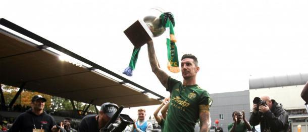 Los Timbers conquistaron la última edición de la Cascadia Cup // Imagen: MLS
