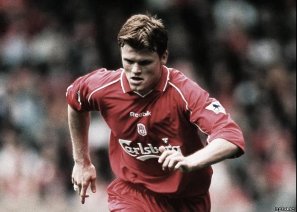 Riise during his early days at Liverpool (image:rte.ie)