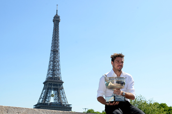 Two-time Grand Slam champion Stan Wawrinka will look to become the first back-to-back French Open champion since Rafael Nadal won five titles in-a-row from 2010 to 2014. Credit: Rindoff/Charriau/Getty Images