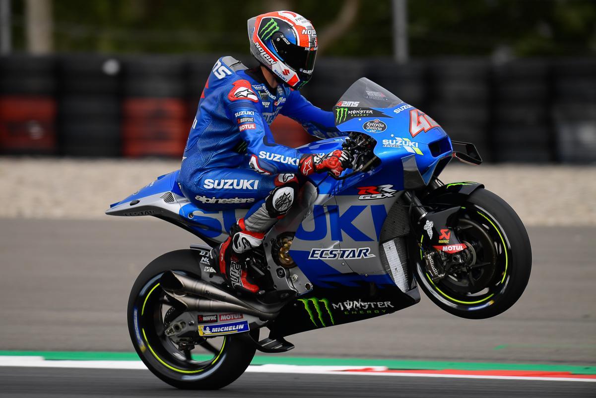 Álex Rins / MotoGP.com