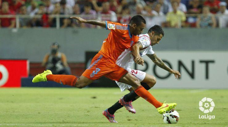 Valencia y Sevilla, duelo de altos vuelos.   Foto: La Liga