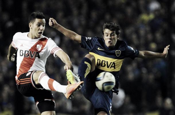 En River se recuperó Nacho Fernández y jugará ante Boca