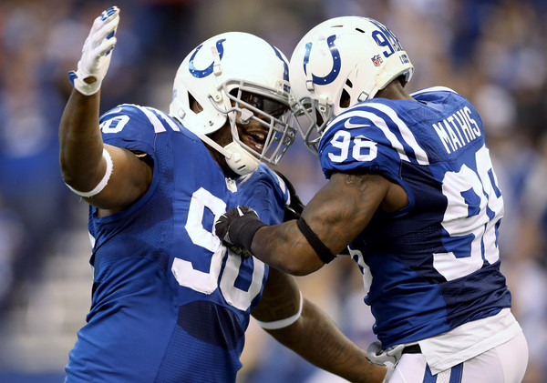 Indianapolis Colts linebacker Robert Mathis hopes to be having a few sack dances in week two against the Denver Broncos.  Photo:  Getty Images