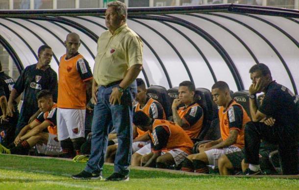 Roberto Cavalo é o comandante oestino Foto: Divulgação   Oeste FC