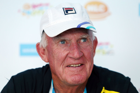 Tony Roche. Photo: Graham Denholm/Getty Images