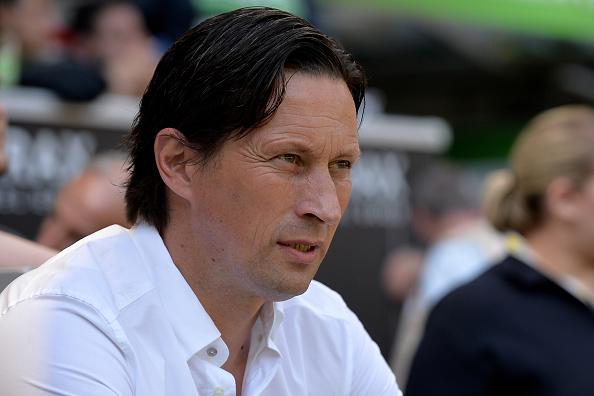 Roger Schmidt treinador da equipe Foto: Sascha Steinbach/Getty Images