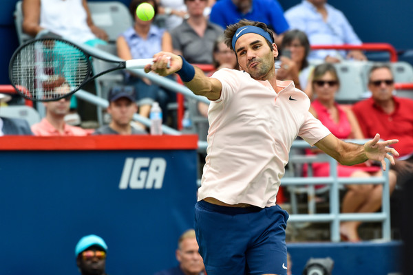 Federer has lost only three times this year (Photo: Minas Panagiotakis/Getty Images North America)