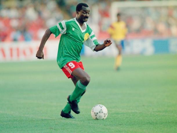 Roger Milla fue una de las grandes revelaciones de Italia 90'. (Foto: FIFA.com)