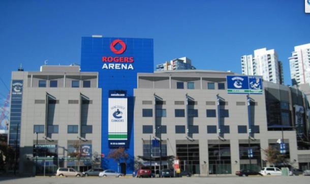Rogers Arena   Foto: Brian May