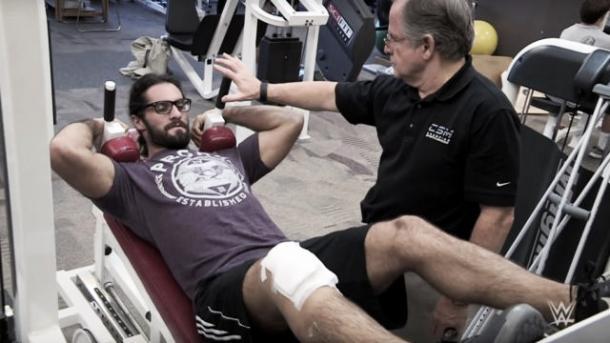 Rollins has been working hard to return. Photo-www.balls.ie
