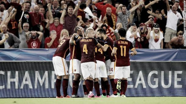 Roma celebrates | cnn.com