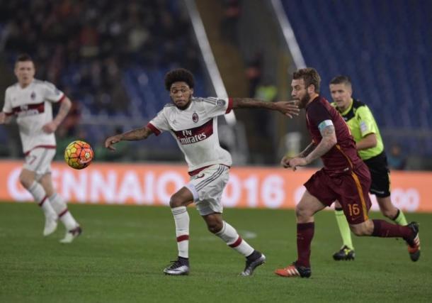 Roma Milan 1-1, gazzetta.it