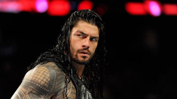 Roman Reigns needs to be let loose (image: wrestlingmedia)