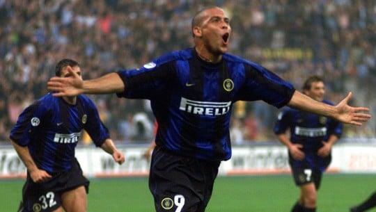Ronaldo haría un doblete en el histórico 4-5 / Foto: Inter