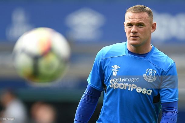 Would Wayne Rooney improve Stoke? Source - Getty Images.