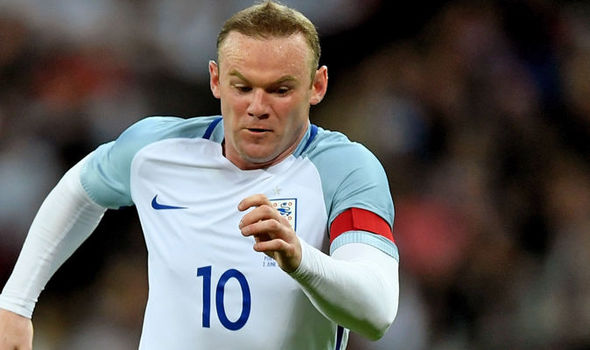 Rooney started on the bench for the Slovakia match (Photo: Getty Images)