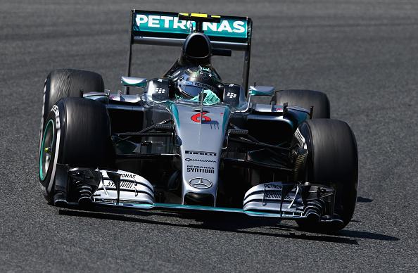 Rosberg tentará a quinta vitória seguida no ano, oitava na carreira (Foto: Mark Thompson/Getty Images)