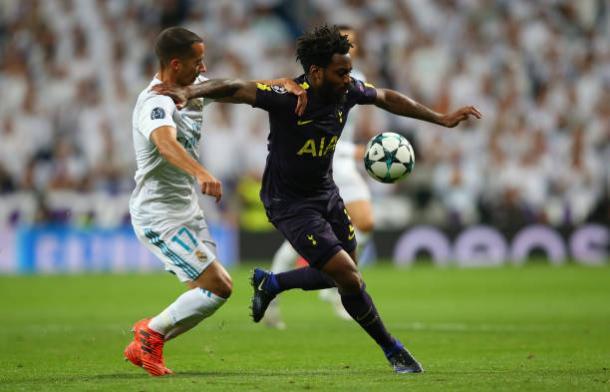 Tottenham cilindra Liverpool em jogo histórico — Inglaterra