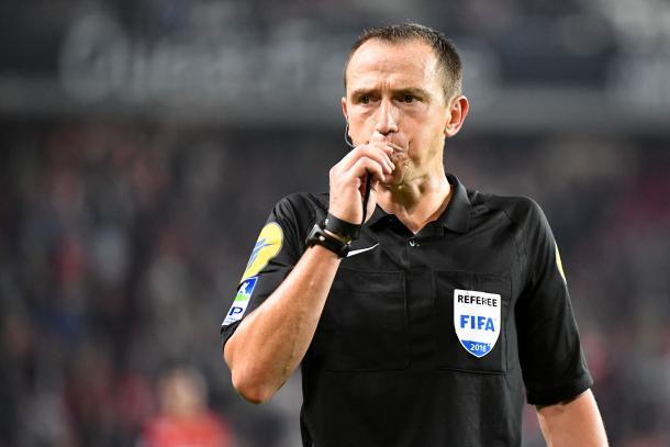 Ruddy Buquet ha arbitrado dos veces al Lyon y una al Mónaco // Defensacentral