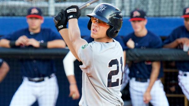 Rutherford adds to an already deep, talented White Sox farm system/Photo: Chris Robertson/MiLB