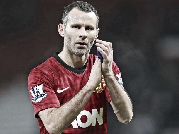 Ryan Giggs holds the club-record for appreances after apprearing in 963 games (Photo: Getty Images)