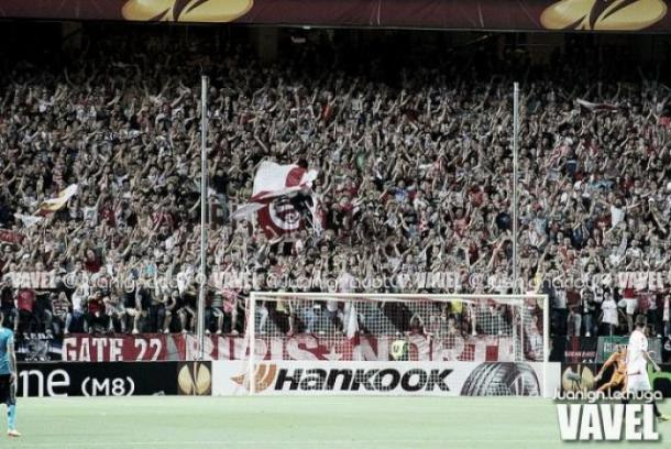 Estadio Ramón Sánchez Pizjuán | Foto: Juan Ignacio Lechuga - VAVEL