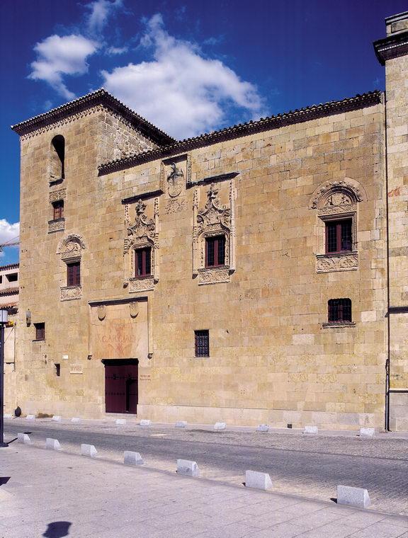 Museo Provincial de Salamanca (Imagen: Museo de Salamanca, Junta de Castilla y León)