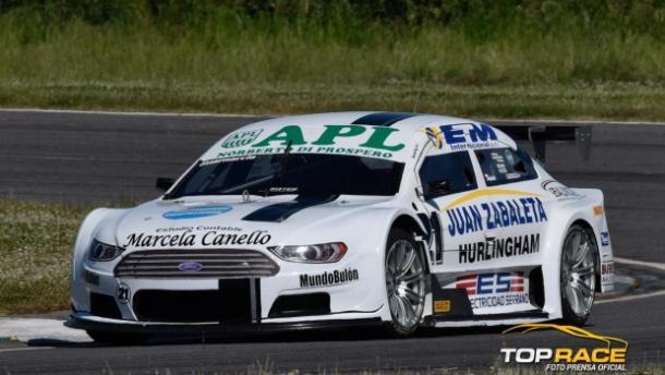 Ford Mondeo que utilizo Tomás Guarnaccia en 2015. Foto: Top Race.