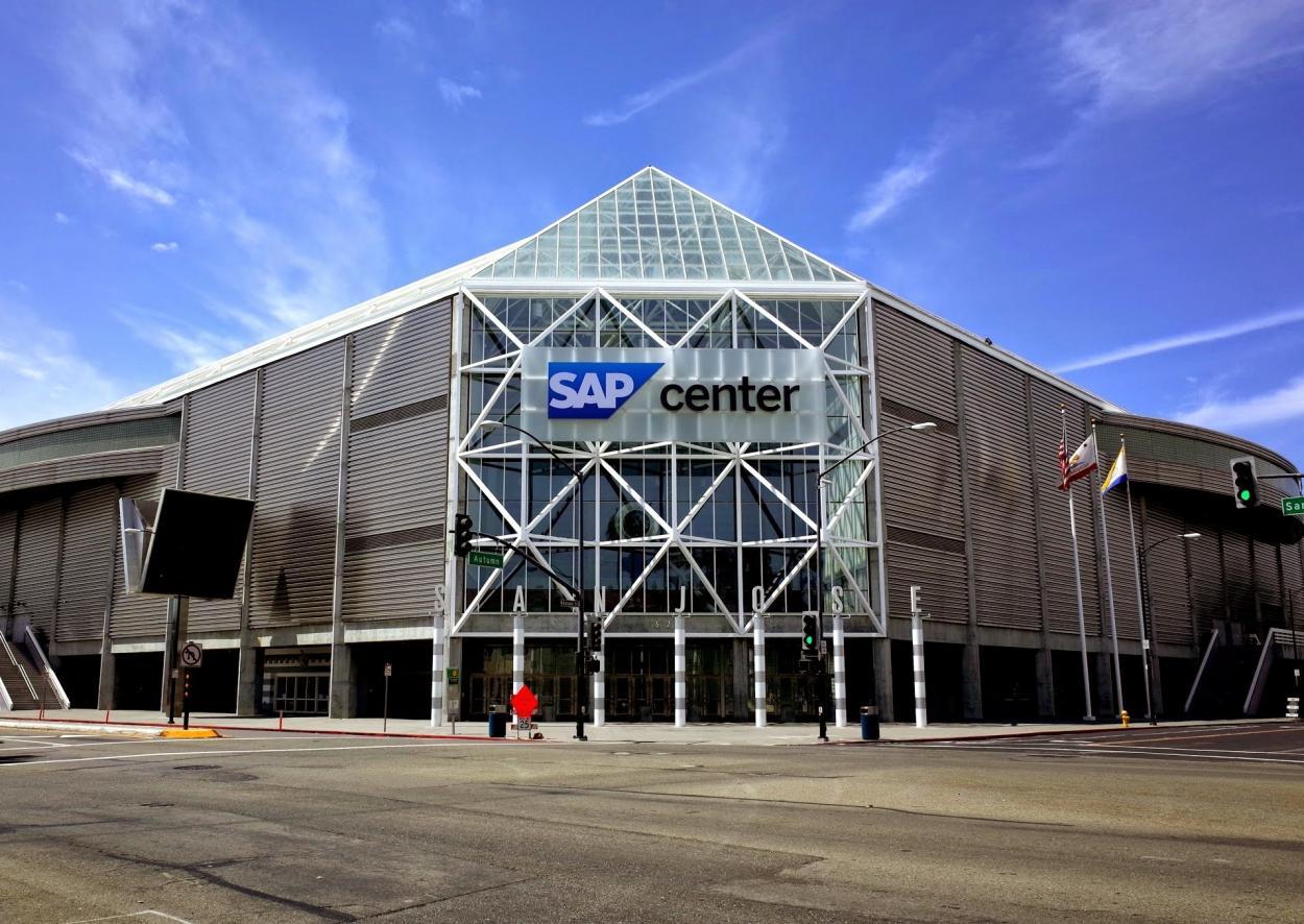 SAP Center - Wikipedia.com