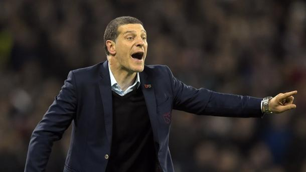 Bilic believed that neither side deserved the three points. | Image credit: West Ham United