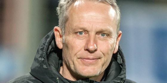 Streich has just signed a new deal with Freiburg. | Image source: kicker