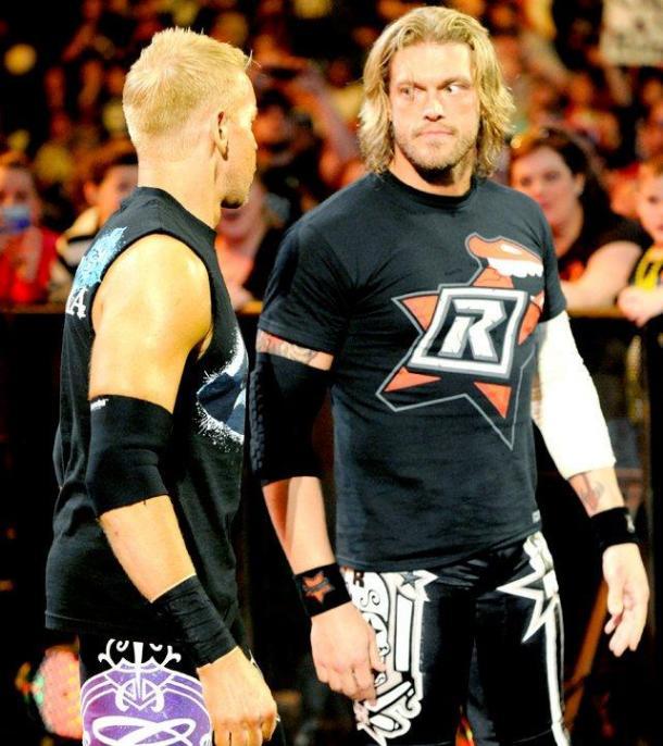 E&C. | Foto: WWE