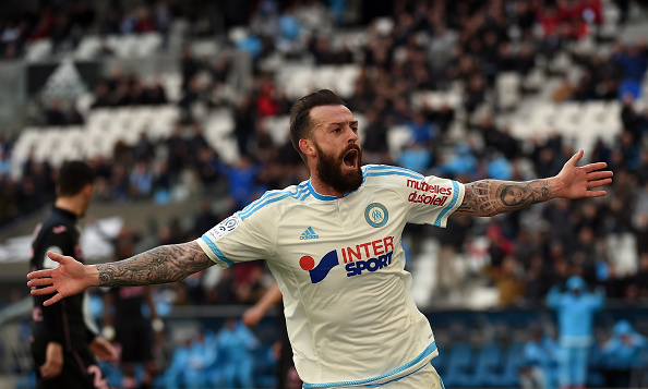 Fletcher celebrates in France. | Image credit: ANNE-CHRISTINE POUJOULAT/AFP/Getty Images