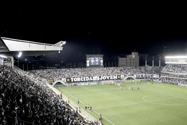 Foto: Reprodução/Santos FC