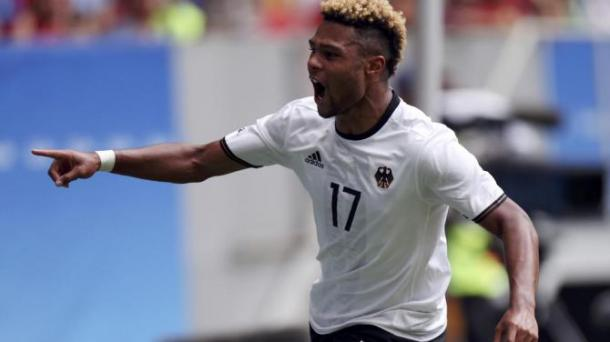 Gnabry was the main man at the Olympics this summer. | Image source: Eurosport